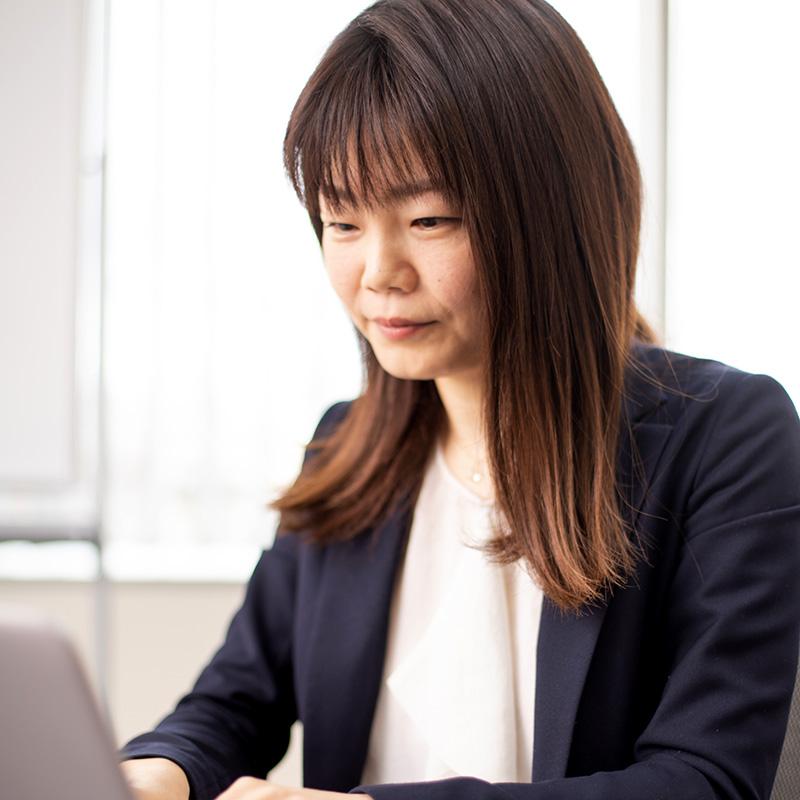 森山 嘉乃 2017年9月入社