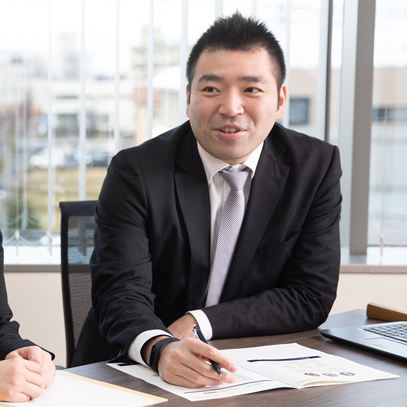 田邊 英己 2006年8月入社